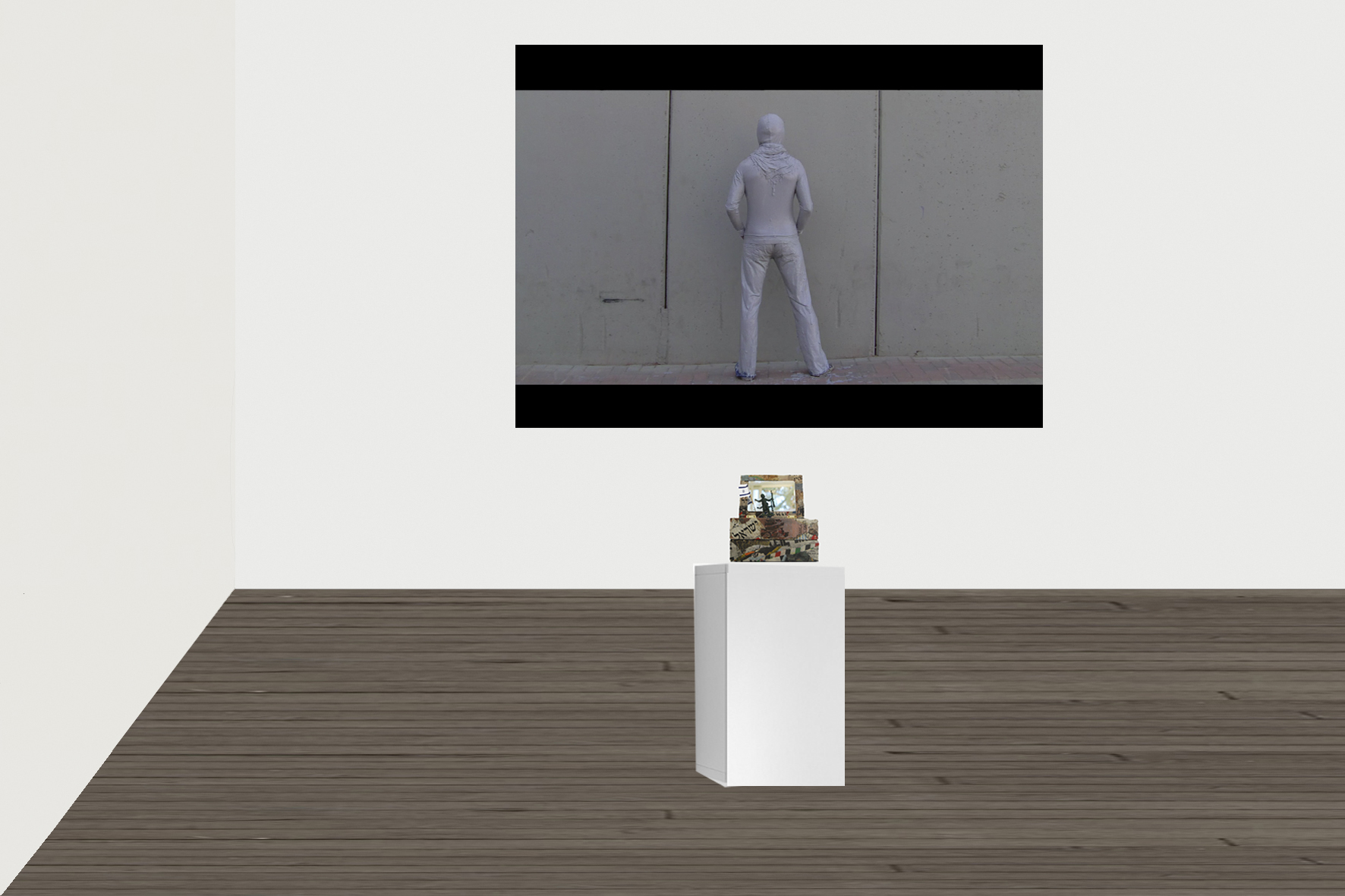 Walled-in, Boxed-in, 2011