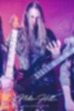 Raato Artist Juhana Heinonen Re-Armed Enragement Raato Custom Guitars, Raato Basses