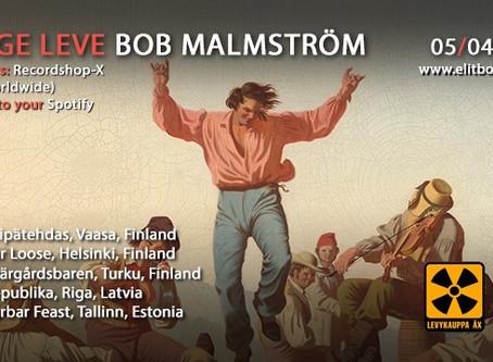 Endorsement announcement: Carl Johan Langenskiöld / Bob Malmström