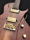 Raato Custom Guitars LeFrohmage Lollar Imperial Low Wind Lollar Gold Foil Hipshot US Contour Tremolo