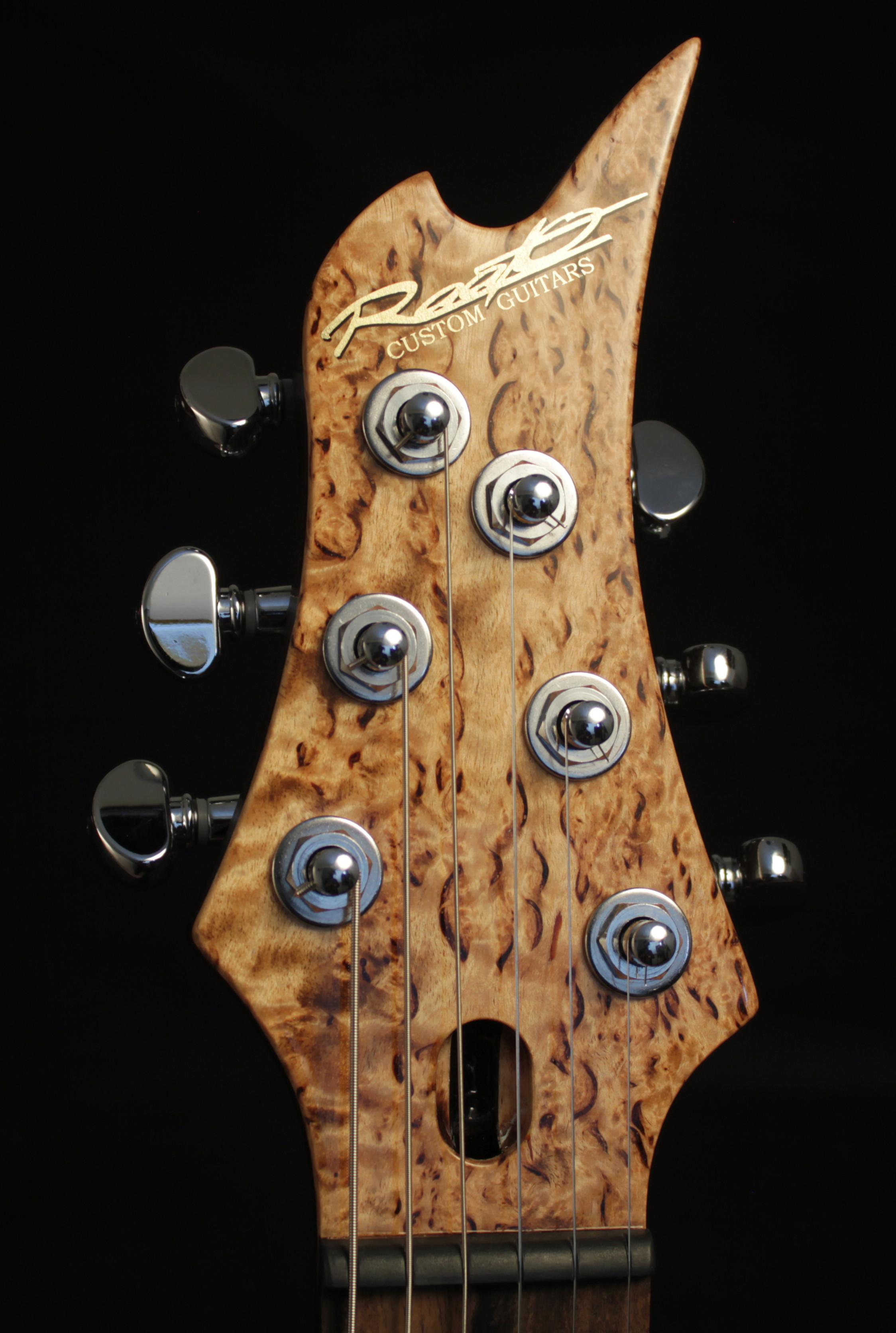 Raato Custom Guitars FearGazer