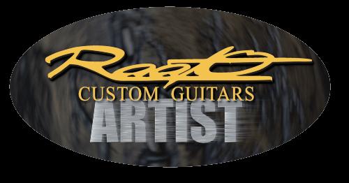 Raato Custom Guitars Endorsement Artists logo