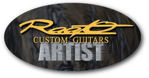 Raato Custom Guitars Endorsement Artists logo