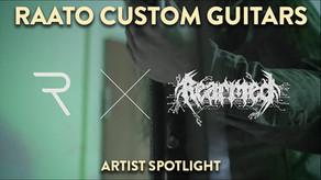 Raato X RE-ARMED - Artist Spotlight video