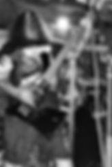 Jukkiss Lappalainen Fiskars Axe Shaped Bass, Against It All,Demonztrator, Hedelmäpommi, Raato Player Family Artist
