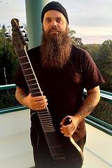 Sakke Hakuli Fog Light Return To Void Raadotar Raato Custom Guitars Player Family Artist