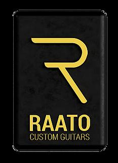 RAATO CUSTOM GUITARS LOGO for Web