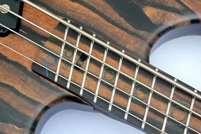 Raato Custom Guitars VibRaatoR 4-string multiscale bass