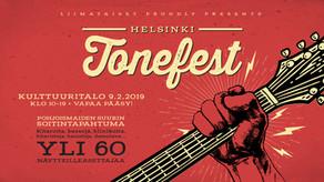 Tonefest 2019 Approaching