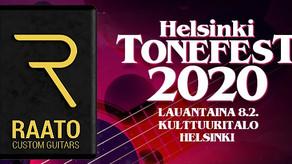 Raato @ Helsinki Tonefest 2020
