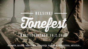 Raato Custom Guitars @ Tonefest on 10th Of February