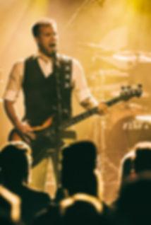 Carl Johan Langenkiöld Bob Malmtröm, Raato Custom Guitars Endorsement Artist