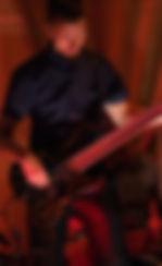 Henri Himanen Live Unit Raato Custom Guitars Player Family Artist - Photo Credit: Edgar Müller https://edgarmyller.kuvat.fi/