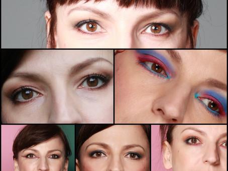 Do you need eyeshadows?