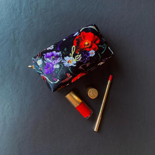 Lisa Eldridge - red ribbon lipstick