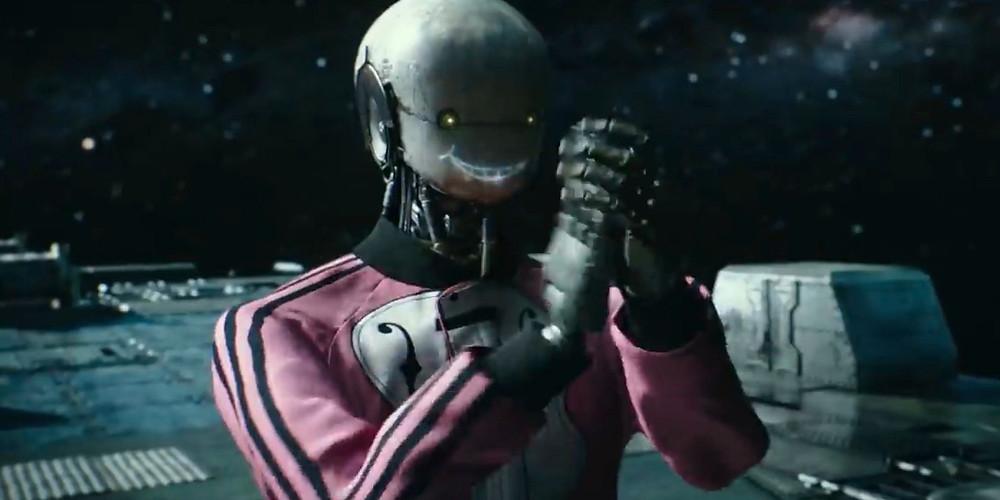 Yoo Hae-jin, Robot Bubs