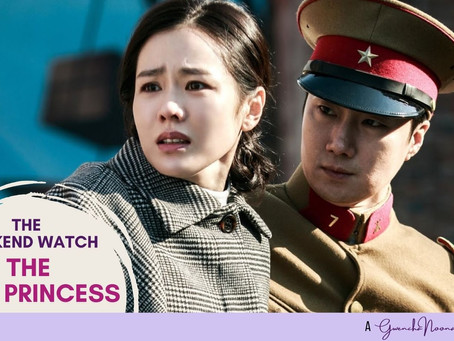 """The Weekend Watch: """"The Last Princess"""""""