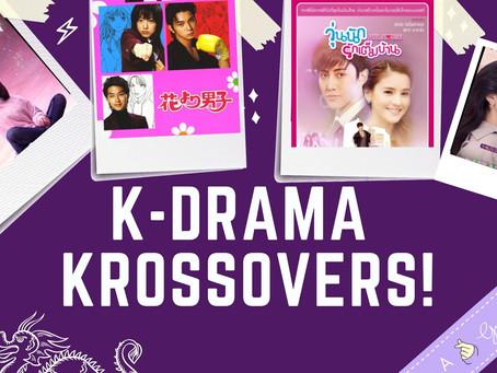 K-drama Krossovers!