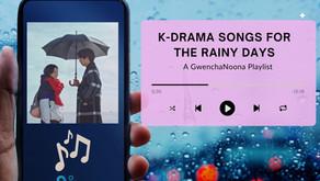 K-Drama Songs for the Rainy Days
