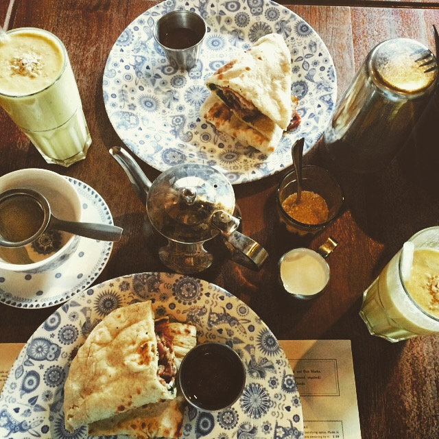 Bombay Brunch at Dishoom, St. Martin's Lane, WC2