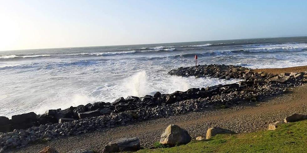 *By popular demand* coastal walk.