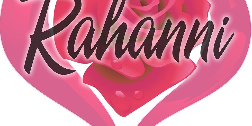 Rahanni celestial healing.