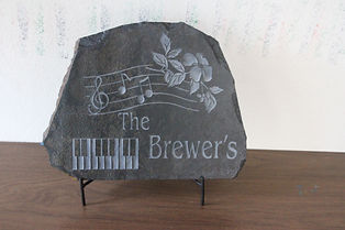 Personalzed stone