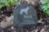 pet memoial stone