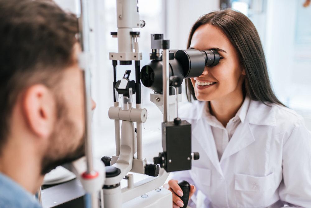 Consulta presencial Oftalmología