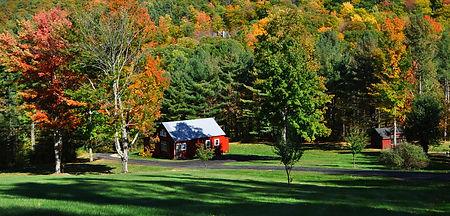 Pond Mountain Inn Cottage Vermont