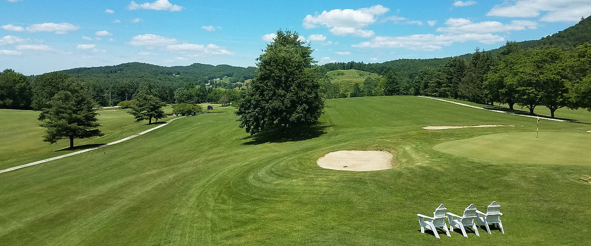Golf Course Lake St. Catherine Country Club VermontVermont