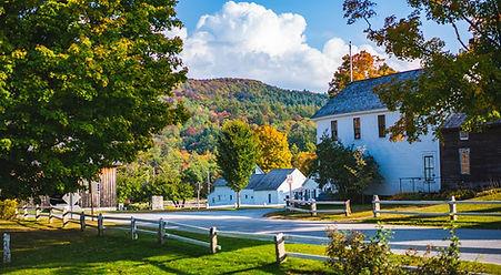 J Calvin Village Vermont
