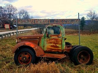 Vermont Cheese Truck Peru Weston day trip
