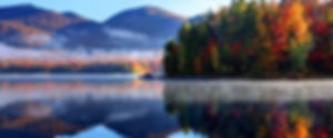 Green Mountains Fall Foliage Vermont