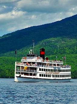 lake george steamboat