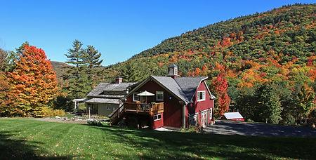 Pond Mountain Inn deck