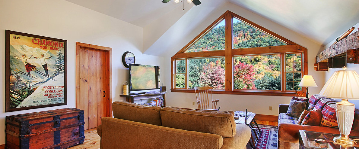 Apartment loft suite pond mountain inn bed and breakfast vermont