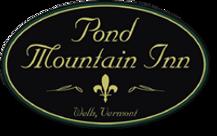 Pond Mountain Inn Sign