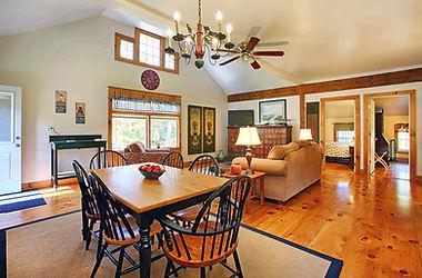 Garden Cottage Dining Area