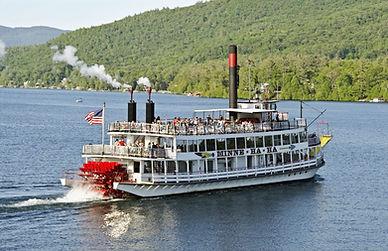 Minne HaHa Steamboat Lake George