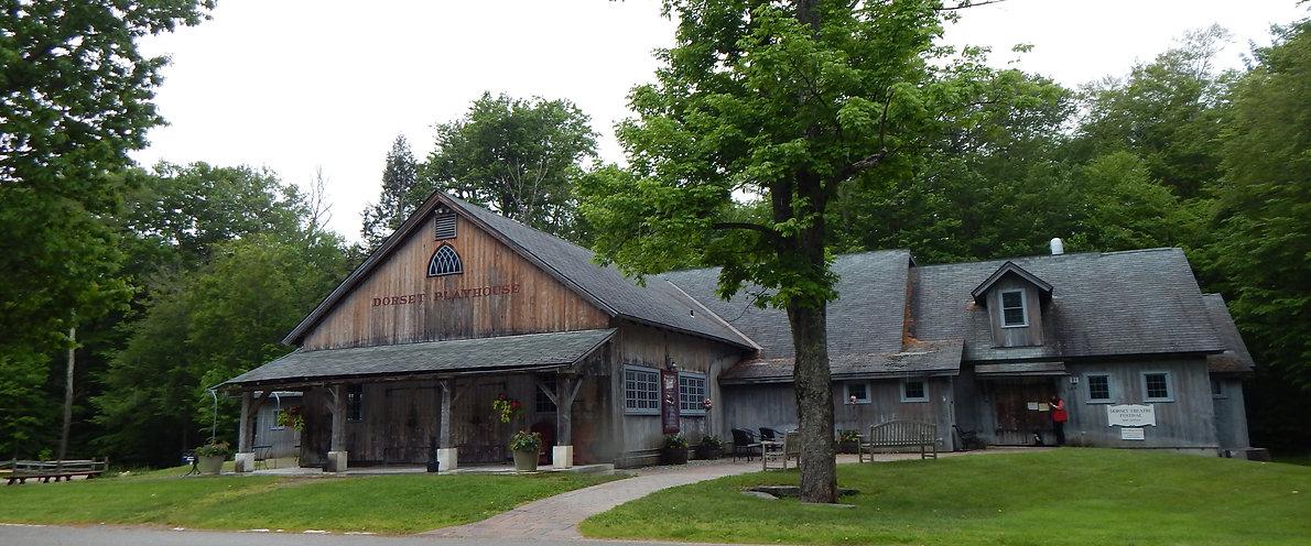 Dorset Playhouse Theater Vermont