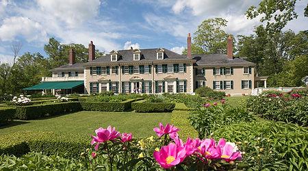 Hildene Estate Lincoln Family Home Vermo