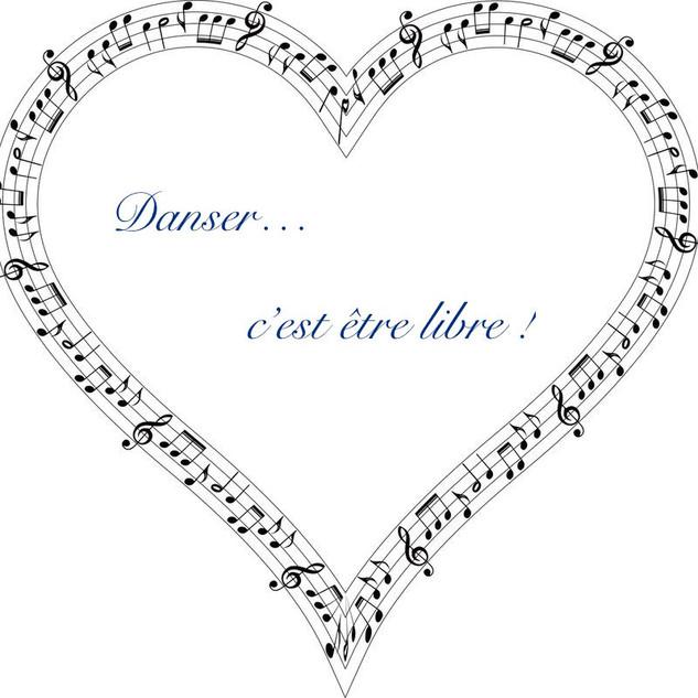 Notes de cœur - Danser...