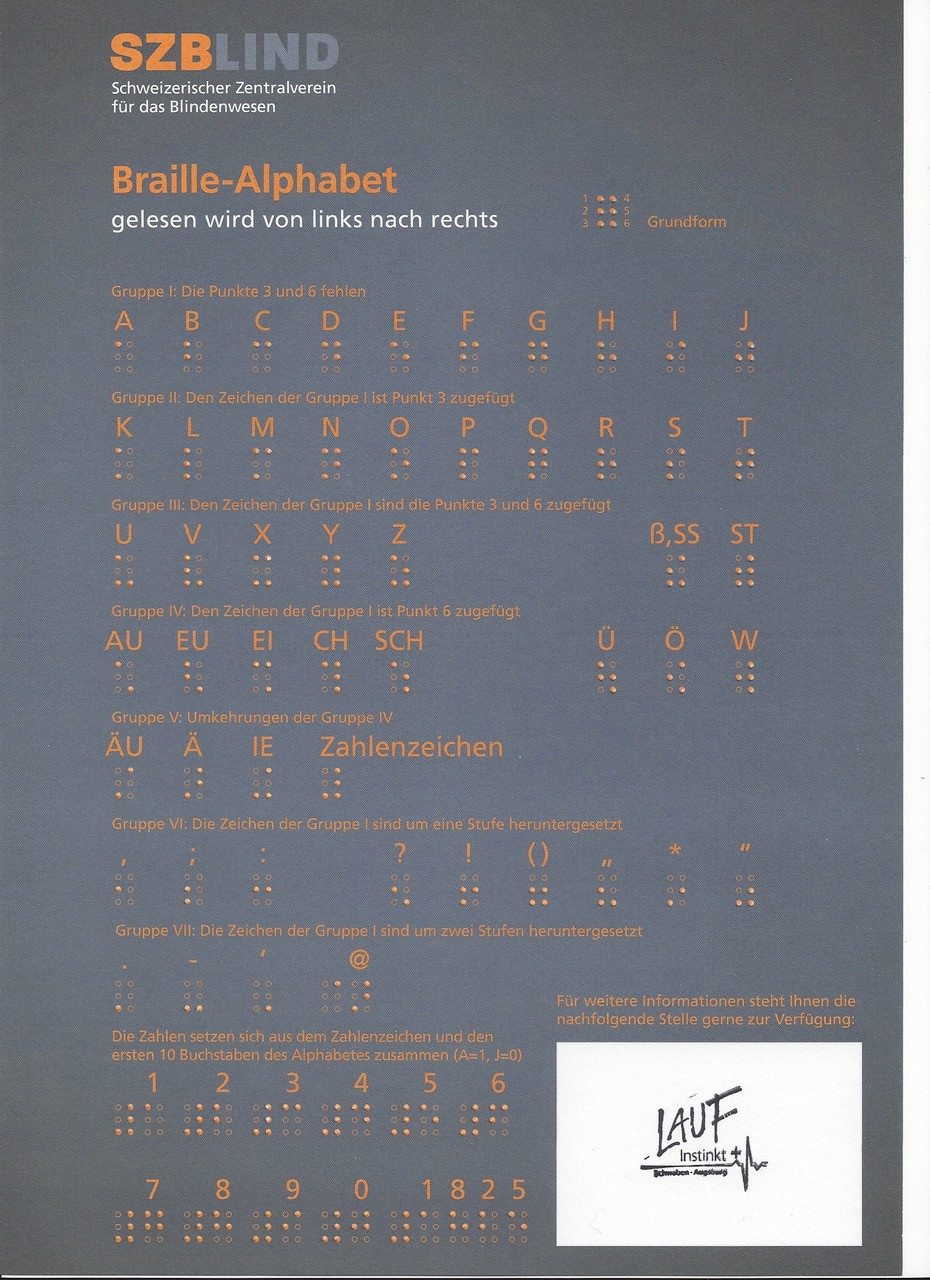 Laufinstinkt+® Augsburg - Blind-Jogging Bild 6