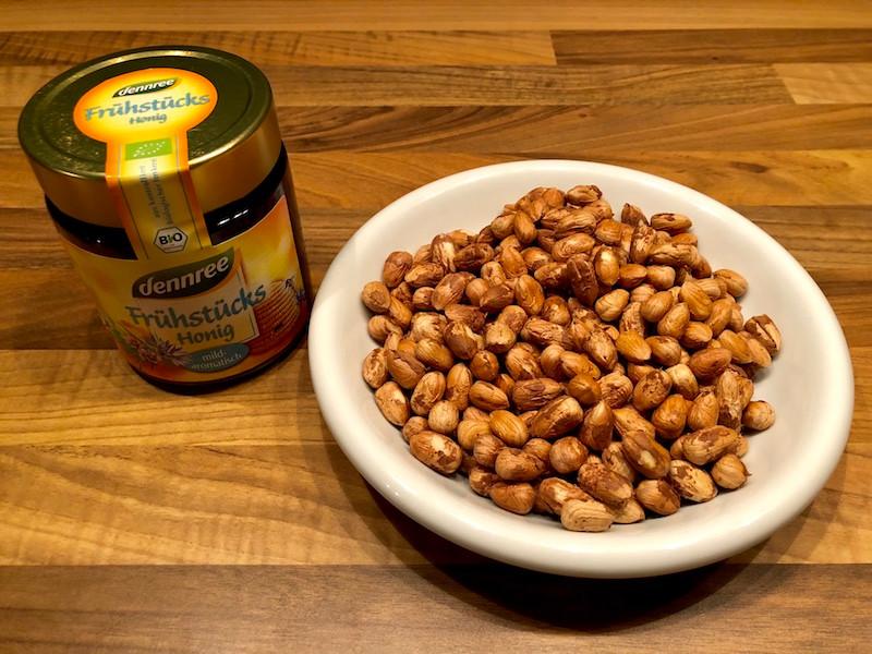 Laufinstinkt.de - Honig-Haselnüsse - Bild 2