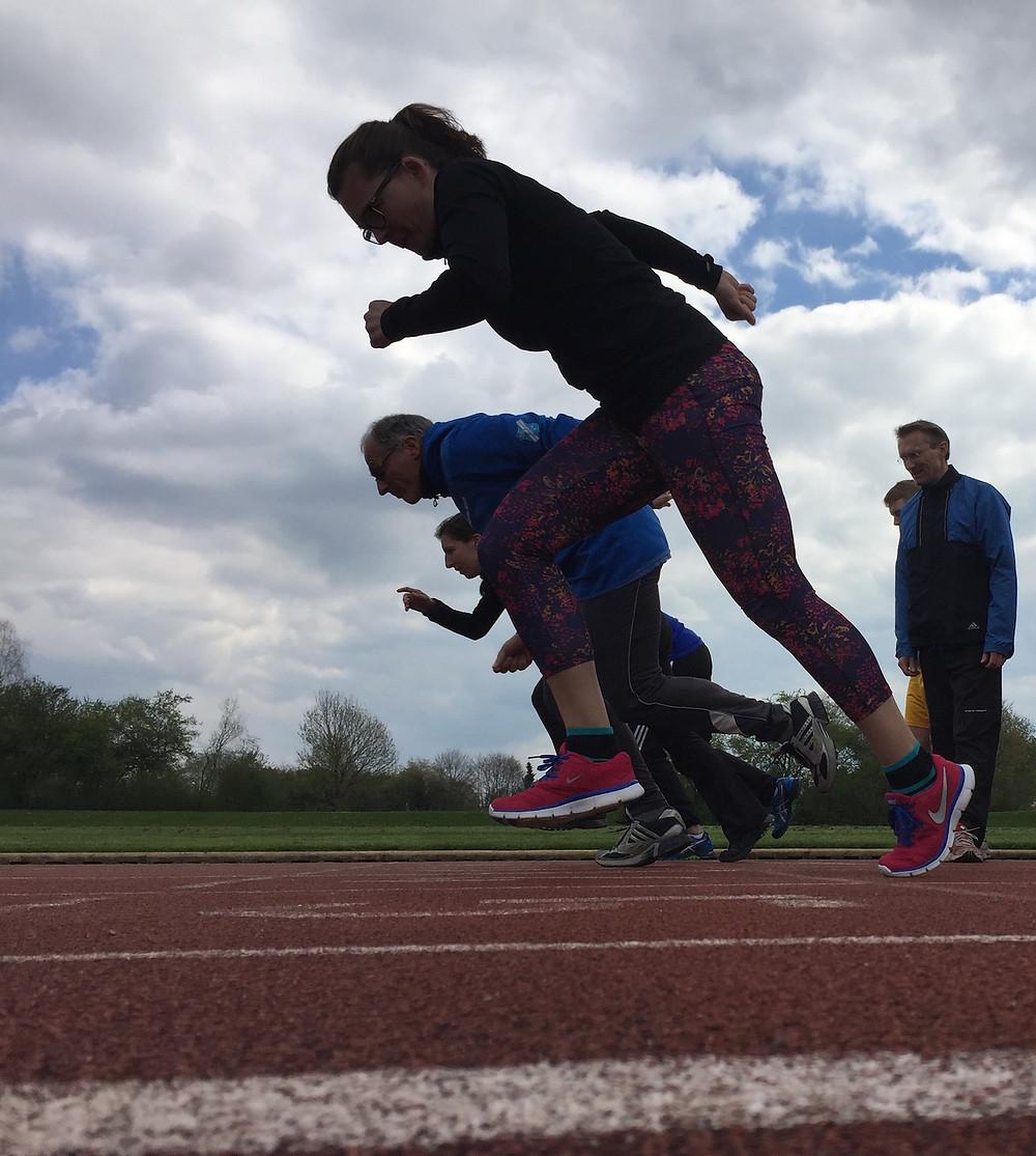 Laufinstinkt Schwaben Augsburg - Leichte Laufschuhe machen schneller - Bild 3