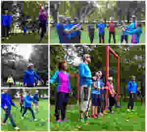 "Laufinstinkt.de - NORDIC WALKING AUFBAUKURS ""NW+J"" - Trainingsgruppe 1"
