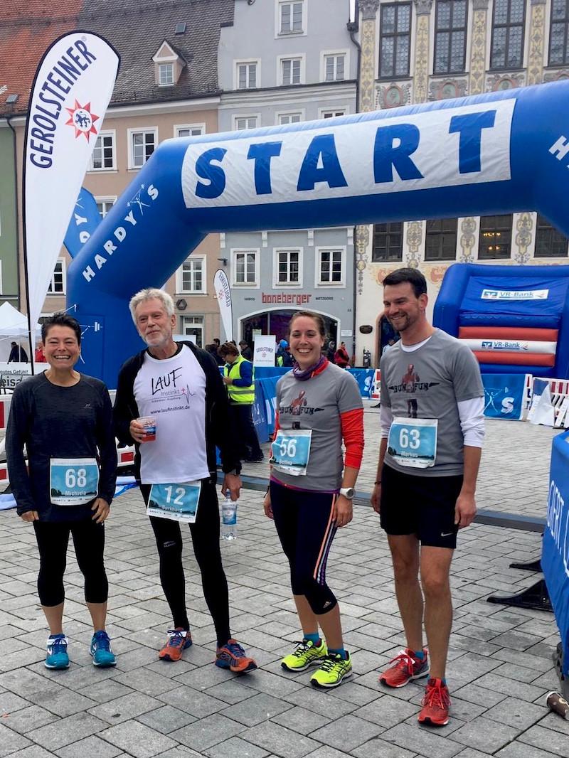 Laufinstinkt.de Mein erster Halbmarathon in Landsberg MF 2018