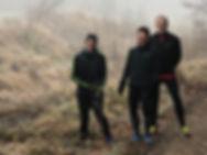 Laufinstinkt.de Winterlaufgruppe