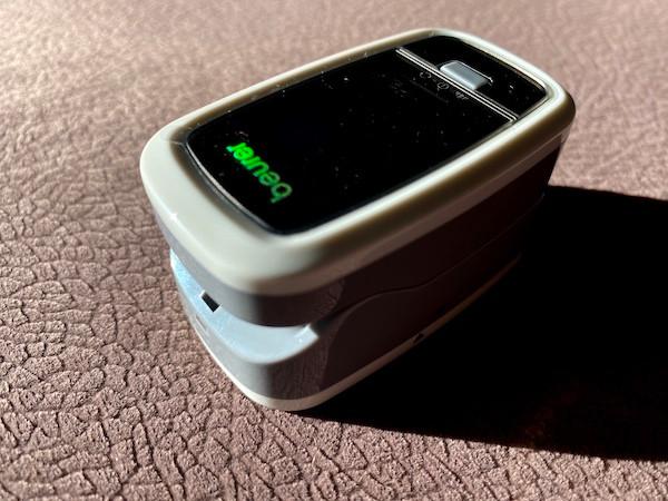 Laufinstinkt.de - Pulsoximeter zur Trainingssteuerung - Bild 2